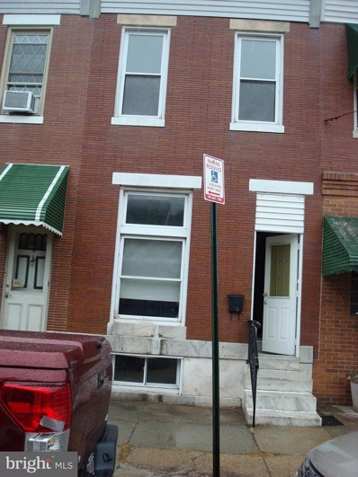 802 Dean Street, Baltimore, MD 21224 - MLS#: 1002082874