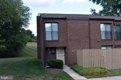 31 Wimpole Court UNIT A, Cockeysville, MD 21030 - #: 1002083074