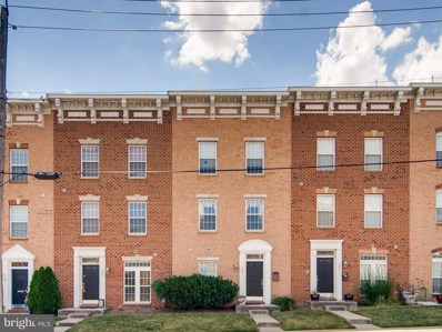 906 Oldham Street, Baltimore, MD 21224 - MLS#: 1002083250
