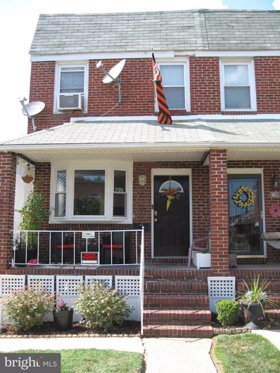 6726 Duluth Avenue, Baltimore, MD 21222 - MLS#: 1002083316