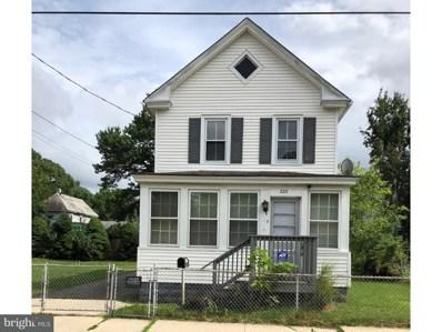 222 W Washington Street, Paulsboro, NJ 08066 - MLS#: 1002083762