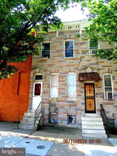 2105 Lexington Street, Baltimore, MD 21223 - MLS#: 1002084156