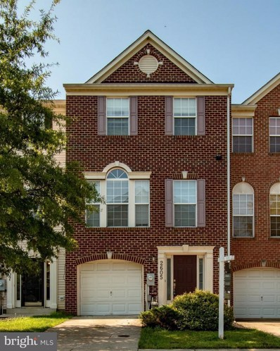 2605 Rainy Spring Court, Odenton, MD 21113 - #: 1002084332