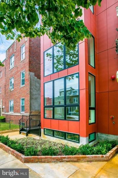 215 Upshur Street NW UNIT 3, Washington, DC 20011 - MLS#: 1002084384