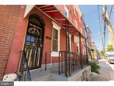 2432 W Thompson Street, Philadelphia, PA 19121 - MLS#: 1002087880