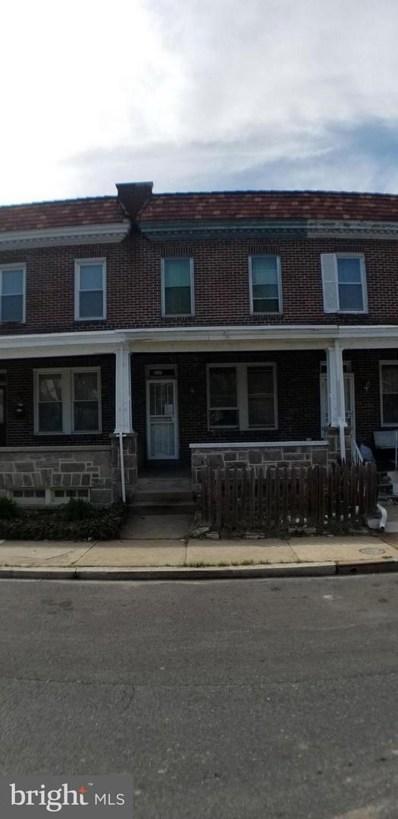 3144 Ellerslie Avenue, Baltimore, MD 21218 - MLS#: 1002088268