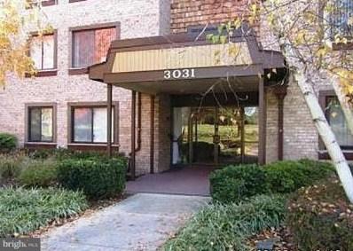 3031 Borge Street UNIT 311, Oakton, VA 22124 - MLS#: 1002088318
