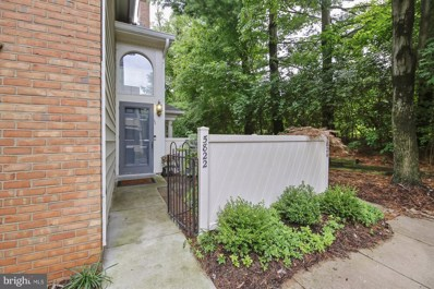 5822 Linden Square Court UNIT 60, Rockville, MD 20852 - MLS#: 1002088662