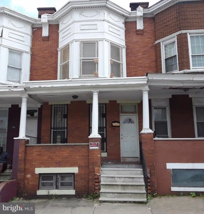 2207 North Avenue W, Baltimore, MD 21216 - #: 1002088700