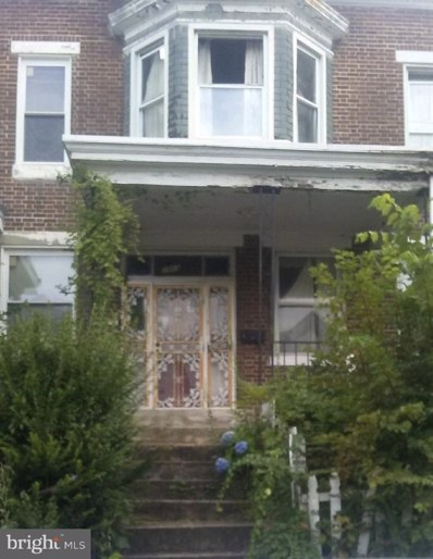2903 Presstman Street, Baltimore, MD 21216 - #: 1002088762