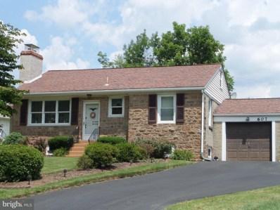 607 Briar Lane, Norristown, PA 19401 - #: 1002088938