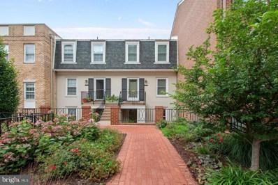 3271 Sutton Place NW UNIT D, Washington, DC 20016 - MLS#: 1002089174