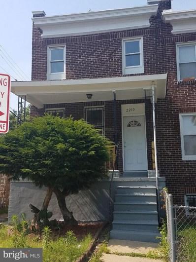 2210 W Lanvale Street, Baltimore, MD 21216 - #: 1002089322