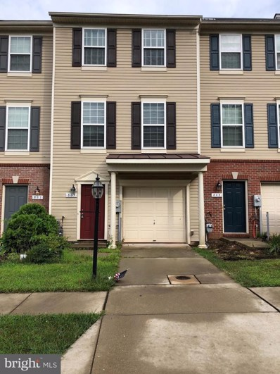 805 Croggan Crescent, Glen Burnie, MD 21060 - MLS#: 1002089642
