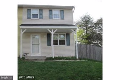 857 Bentwillow Drive, Glen Burnie, MD 21061 - MLS#: 1002089872