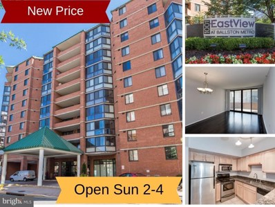 1001 Randolph Street UNIT 614, Arlington, VA 22201 - MLS#: 1002090218