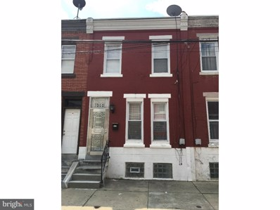 1910 Fontain Street, Philadelphia, PA 19121 - MLS#: 1002090794