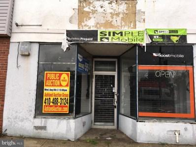 1015 Patapsco Avenue E, Baltimore, MD 21225 - MLS#: 1002091002