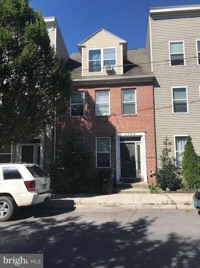 1726 N 3RD Street, Harrisburg, PA 17102 - #: 1002091268