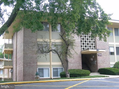 7244 Donnell Place UNIT C-2, District Heights, MD 20747 - MLS#: 1002091416