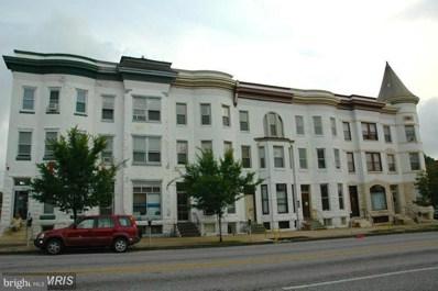 114 25TH Street E UNIT 1B, Baltimore, MD 21218 - MLS#: 1002091568