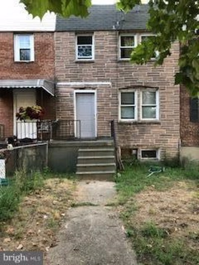 1622 Popland Street, Baltimore City, MD 21226 - #: 1002091660