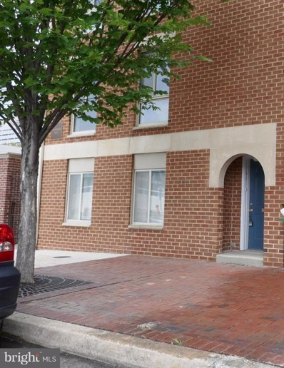 401 Sharp Street S UNIT R1, Baltimore, MD 21201 - #: 1002091674