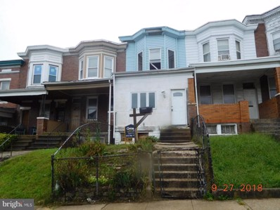 2909 Windsor Avenue, Baltimore, MD 21216 - MLS#: 1002094966