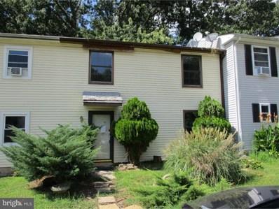 58 Berkshire Road, Sicklerville, NJ 08081 - #: 1002095052