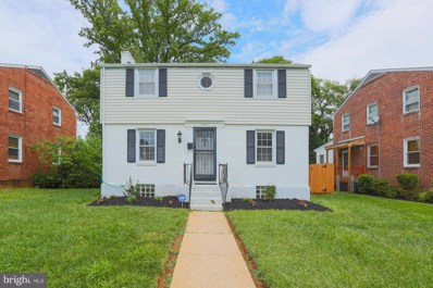 4218 Colonial Road, Baltimore, MD 21208 - MLS#: 1002095624