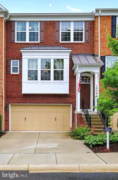 15721 Quince Trace Terrace, Gaithersburg, MD 20878 - #: 1002095682