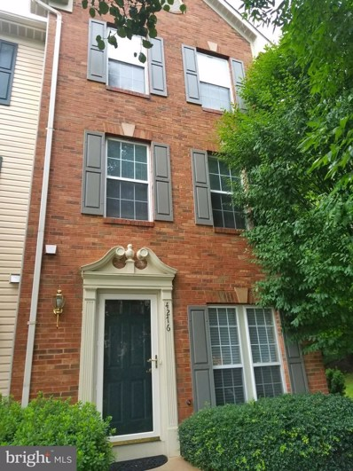 4276 Wheeled Caisson Square NE, Fairfax, VA 22033 - MLS#: 1002095998