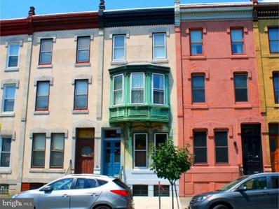 814 Corinthian Avenue, Philadelphia, PA 19130 - MLS#: 1002096012