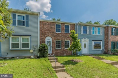 9918 Canvasback Way, Damascus, MD 20872 - MLS#: 1002098526
