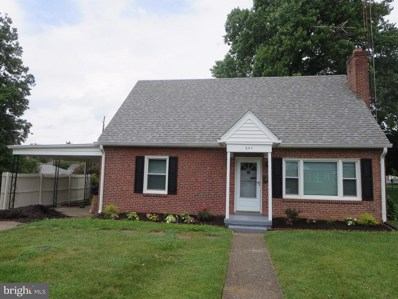 607 Grant Place, Frederick, MD 21702 - MLS#: 1002098696