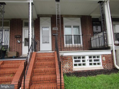 4333 Falls Road, Baltimore, MD 21211 - #: 1002098754