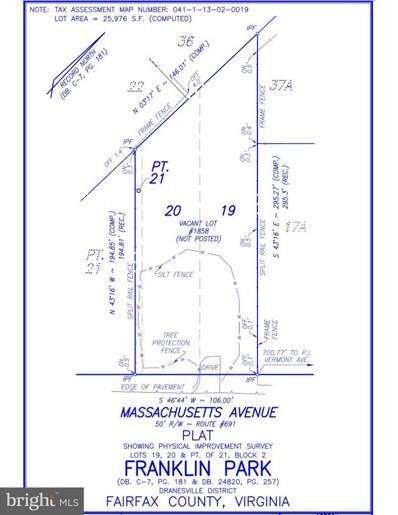 1858 Massachusetts Avenue, Mclean, VA 22101 - MLS#: 1002099002