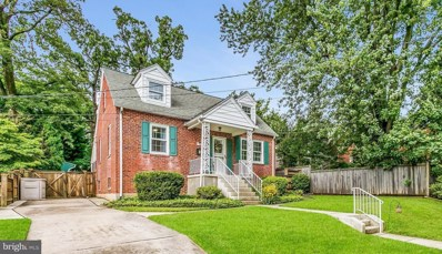 502 Forest Lane, Catonsville, MD 21228 - MLS#: 1002099094