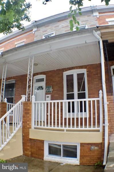347 27TH Street, Baltimore, MD 21218 - MLS#: 1002099958