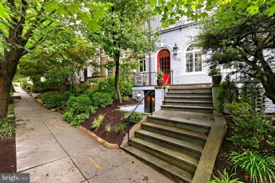 1922 Belmont Road NW UNIT 1, Washington, DC 20009 - MLS#: 1002100252