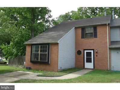 8 Hyacinth Lane, Sicklerville, NJ 08081 - MLS#: 1002101612