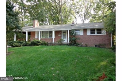 3315 Marlbrough Way, College Park, MD 20740 - MLS#: 1002101732