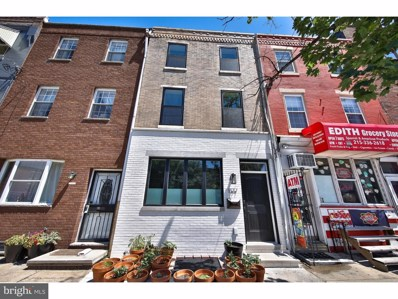 1177 S 11TH Street, Philadelphia, PA 19147 - MLS#: 1002101922