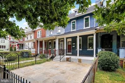 522 Shepherd Street NW, Washington, DC 20011 - MLS#: 1002104742