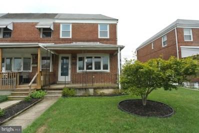 834 Jeannette Avenue, Baltimore, MD 21222 - MLS#: 1002105000