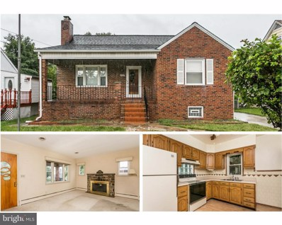 6606 Kenwood Avenue, Baltimore, MD 21237 - MLS#: 1002105012