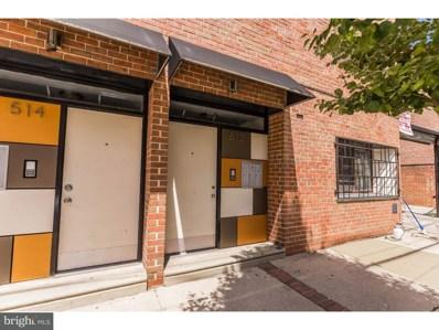 512 S 12TH Street UNIT A, Philadelphia, PA 19147 - MLS#: 1002105388