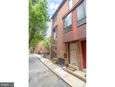 907 Latimer Street, Philadelphia, PA 19107 - MLS#: 1002105720