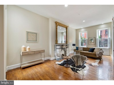 2005 Wallace Street UNIT 1, Philadelphia, PA 19130 - MLS#: 1002105952