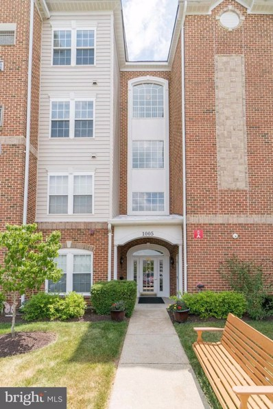 1005 Samantha Lane UNIT 4-101, Odenton, MD 21113 - MLS#: 1002105982